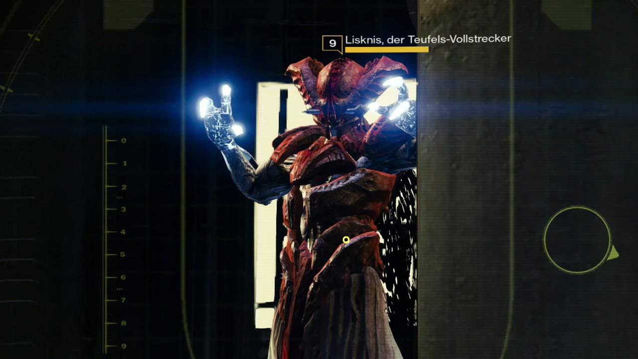 Screenshot Destiny - Lisknis, der Teufels-Vollstrecker