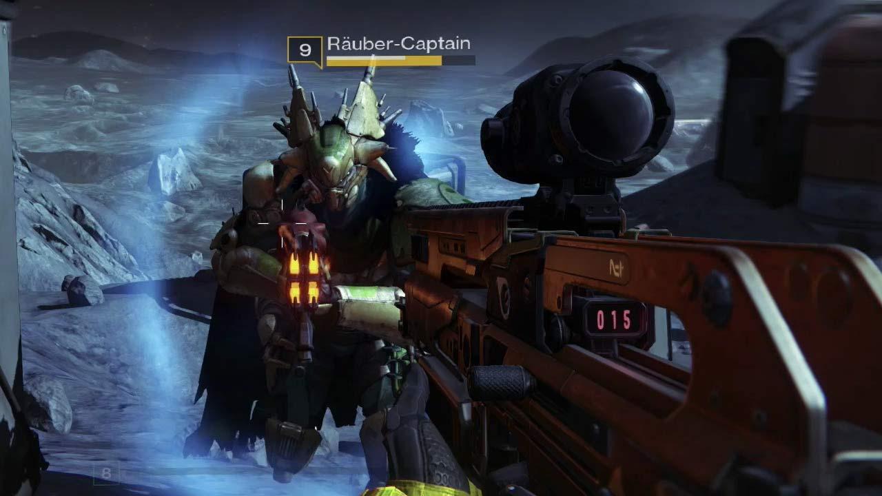 Screenshot Destiny - Räuber-Captain