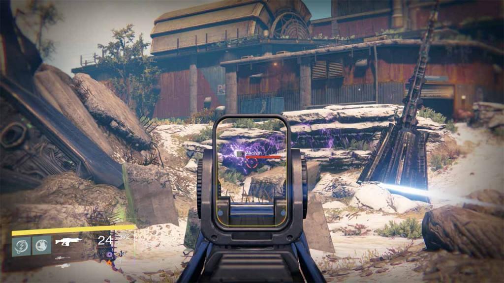 Legendäre Items auf der Erde farmen, Bild: Screenshot Destiny