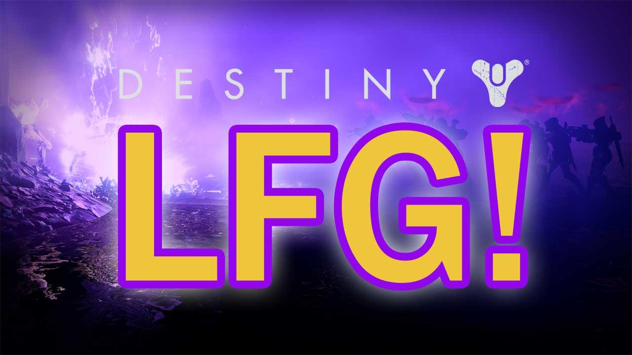 Destiny raid matchmaking 2015