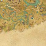 Karte zu den Giftzahnspritzen in Deshaan