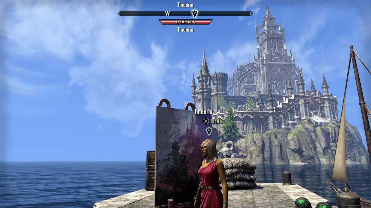 Neben-Quests in Elder Scrolls Online Summerset