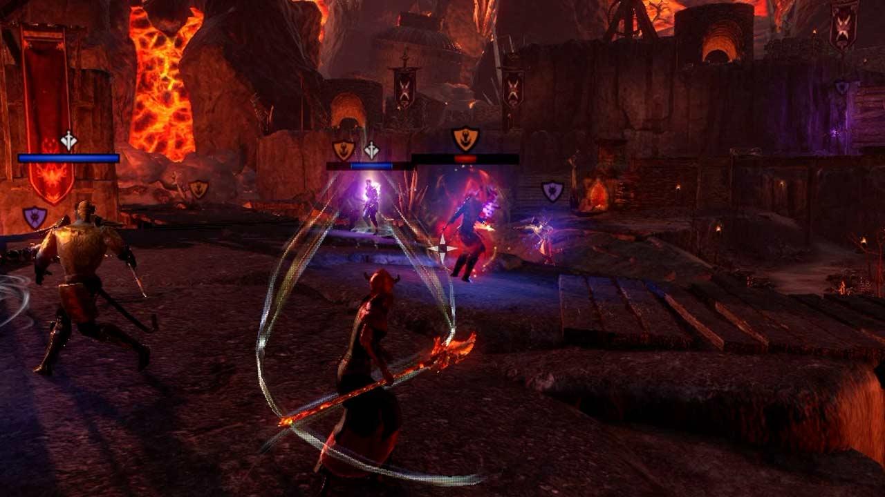 Schlachtfelder in Elder Scrolls Online