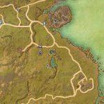 Psijik-Zeitriss 1 in Sommersend (Karte)