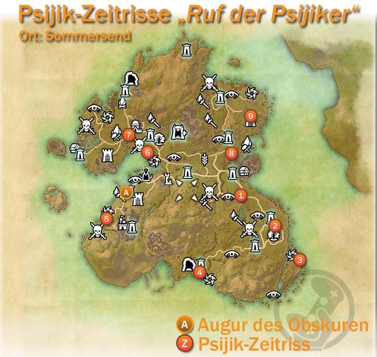 Psijik-Orden Level-Guide für Elder Scrolls Online Summerset ...