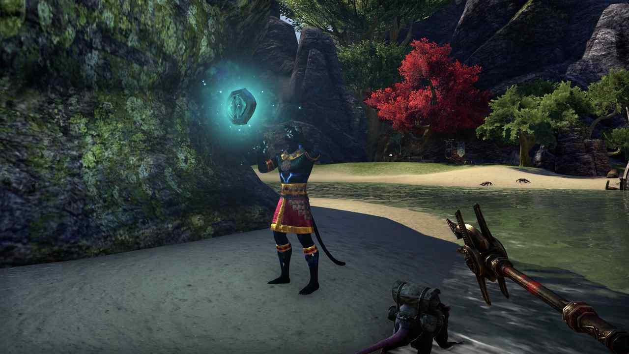 Antiquitäten in Elder Scrolls Online Greymoor suchen