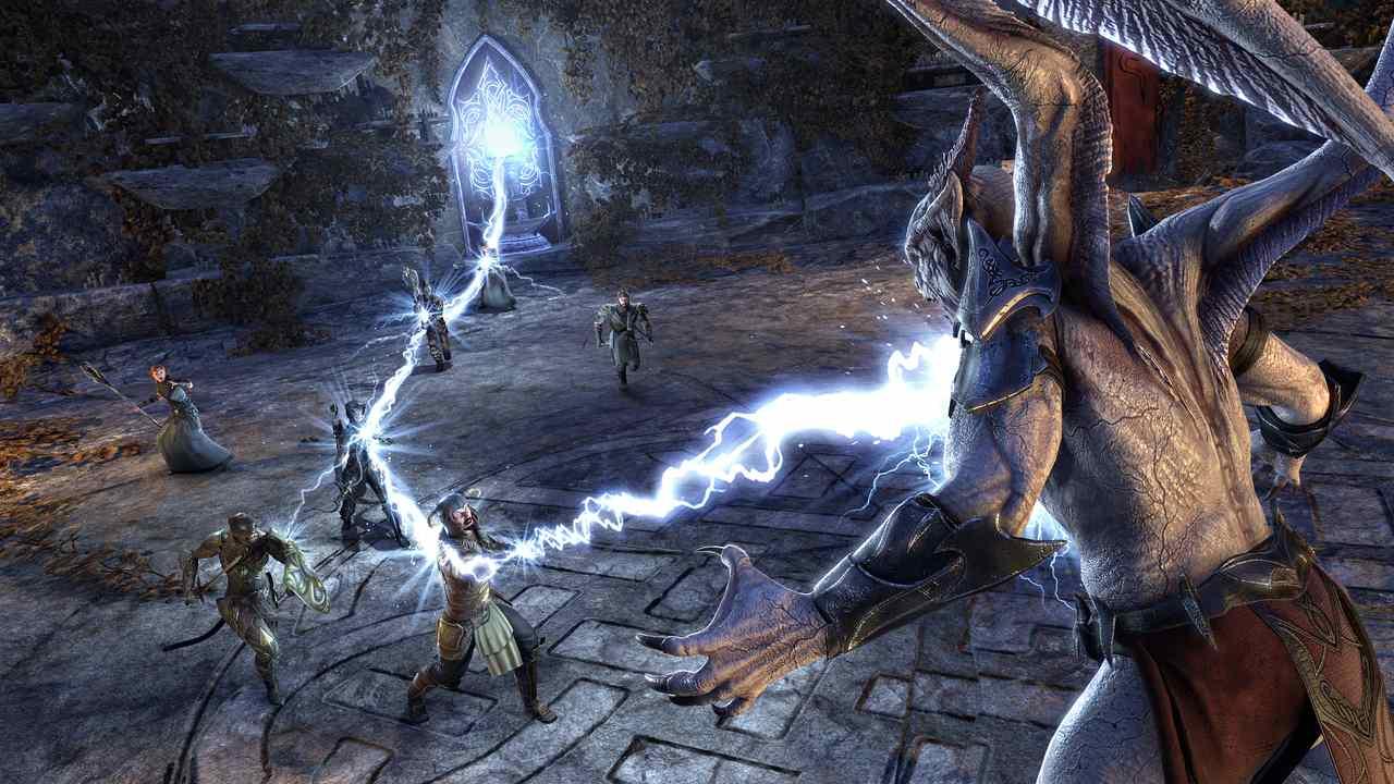 Prüfung Kynes Ägis in Elder Scrolls Online Greymoor
