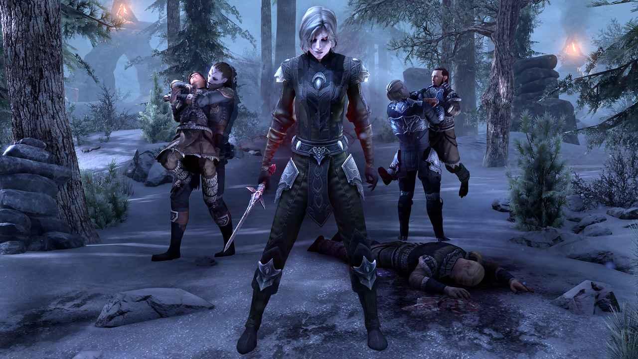 Vampir-Plage in Elder Scrolls Online Greymoor