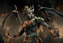 Elder Scrolls Online Greymoor Vampire Lord